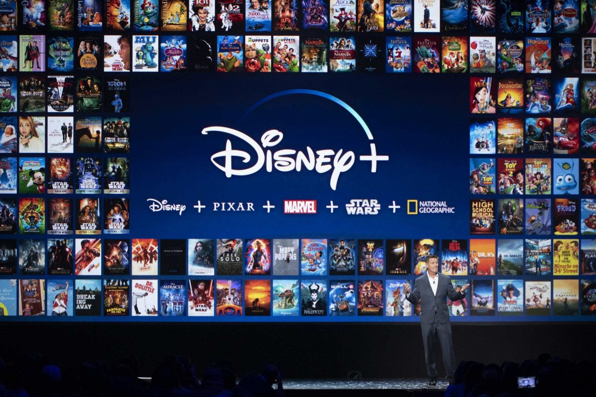 Disney+: What's New In November 2020