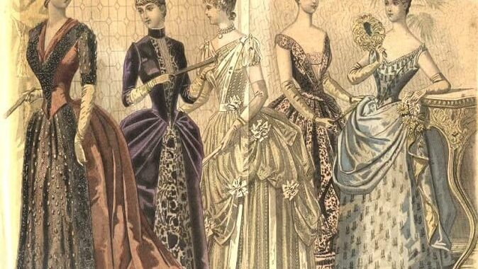 HOW ART AFFECTED FASHION THROUGHOUT HISTORY