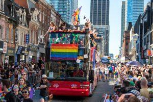 5 LGBT Neighborhoods Explore Across Canada